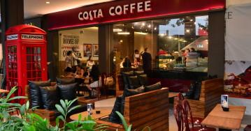 Крупнейшие кофейные сети в Европе