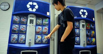 Зачем торговые автоматы в школах?